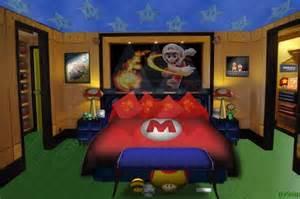 cool mario bedroom furniture theme design and decor