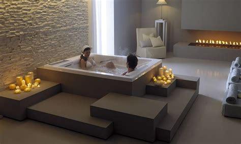 vasca idromassaggio fai da te vasche da bagno doppie idee creative di interni e mobili
