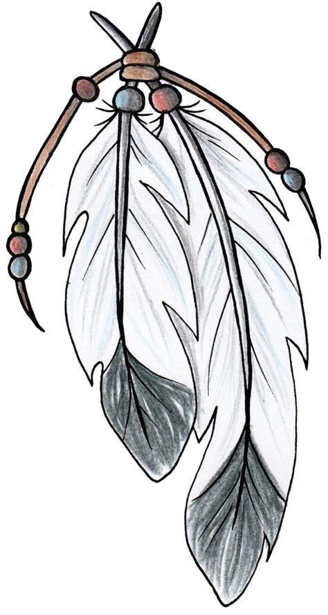 Native American Tribal Tattoo Designs Best Tattoo Design American Indian Feather Tattoos Designs