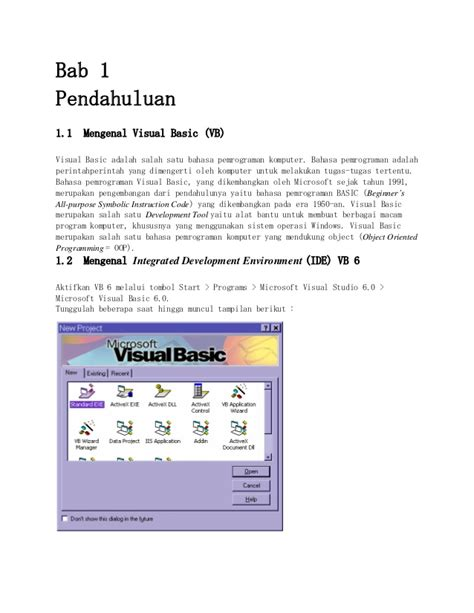 tutorial visual basic bahasa indonesia tutorial visual basic quot aplikasi kasir quot