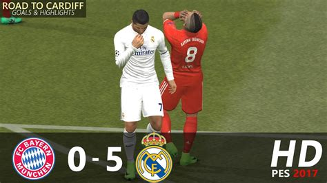 Real Madrid Mba by Bayern Munich Vs Real Madrid 0 5 All Goals