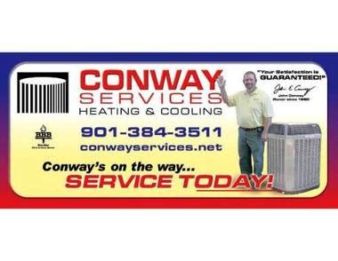 Conway Plumbing by Mcninch Mechanical Contractors In Bartlett Tn 38134