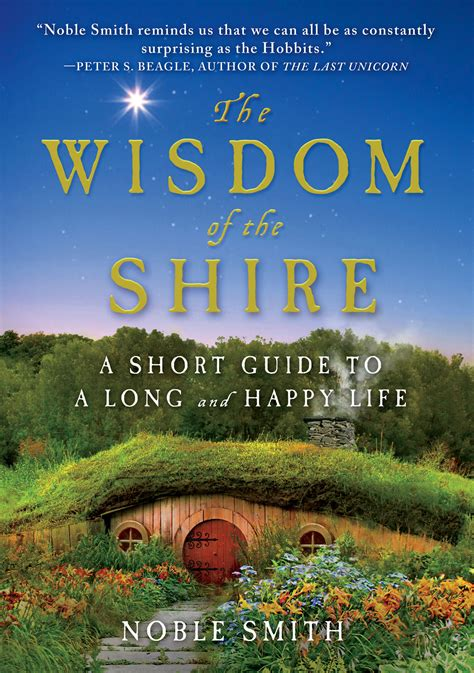 the shire cookbook interview with noble smith about the wisdom of the shire