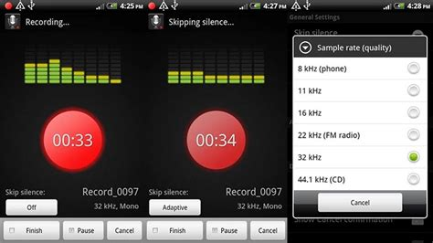 best recording app for android 9 best voice recorder apps for android android authority