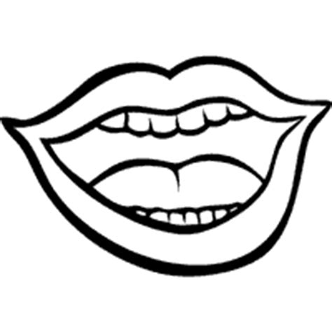 coloring pages of colored lips mouth coloring clipart best