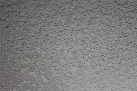 ceiling texture paint popcorn texture removal knockdown application step 6