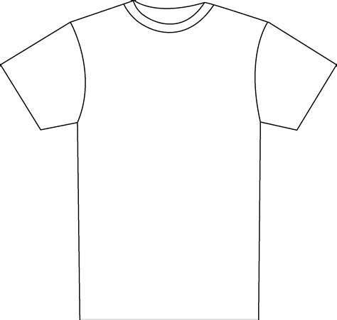printable area on a t shirt t shirt outline printable online calendar templates