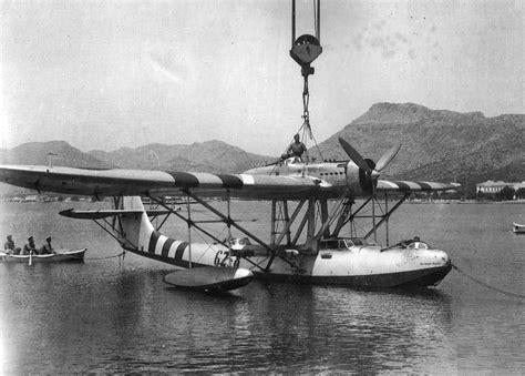 z501 flying boat world war 2 eagles cant z 501