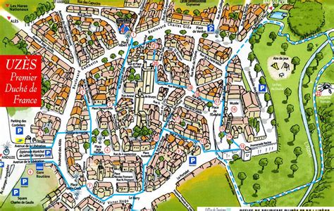 town map uz 232 s town map by provence beyond