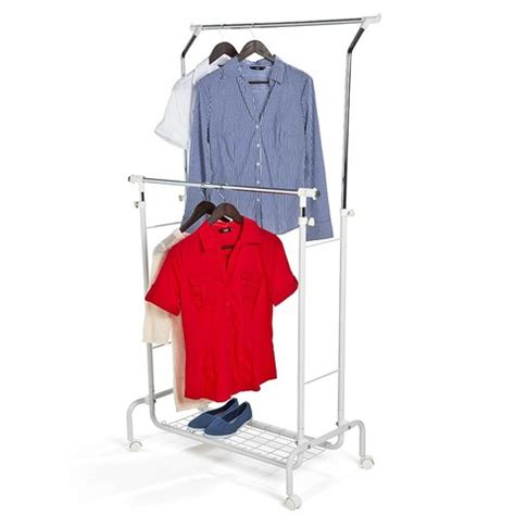 Clothes Rack Kmart by Homemaker Parallel Clothes Rack Kmart