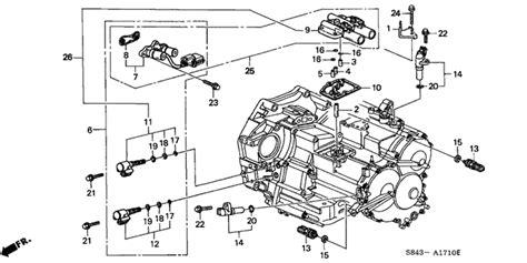 transmission control 1985 honda accord spare parts catalogs at sensor solenoid v6 for 2001 honda accord sedan