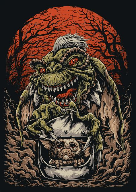 gremlins archives home of the alternative movie poster amp