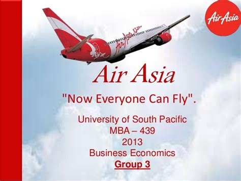 School Of Economics Mba Acceptance Rate by Air Asia Mba 439 2013