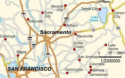 california map where is sacramento map sacramento california maps and directions at map