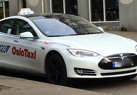 energy tourism the tesla taxi in oslo the energy collective