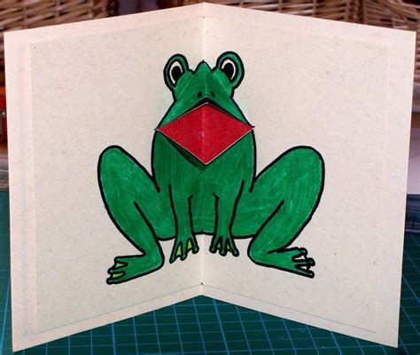 Papercraft Frog - 85 best images about frog crafts on crafts