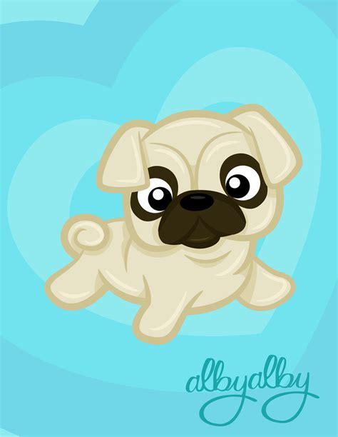 comic pug pug by alby lepetitedreamer on deviantart