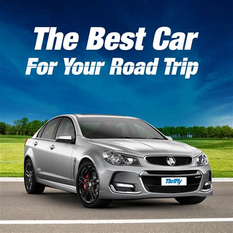 Car Types Thrifty by Travel Thrifty