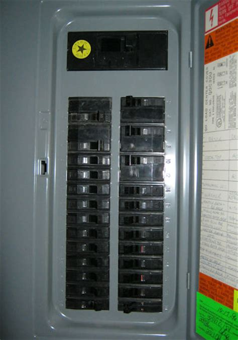 home electrical box new homes breaker box or fuse box circut breaker fuse
