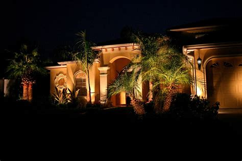 Landscape Lighting South Florida Outdoor Landscape Lights Installation For Landscaping
