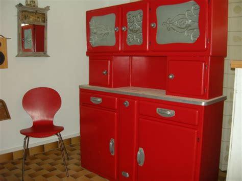 caisson four encastrable 1950 buffet de cuisine vintage
