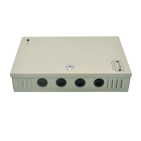Power Supply Cctv 30a Box Power Supply 30 A Cctv 18 ch 12v 30a 360w cctv power supply box for cctv silver free shipping dealextreme