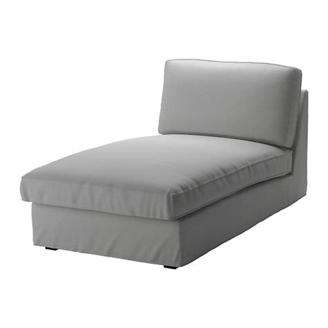 kivik chaise cover kivik chaise cover orrsta light gray ikea