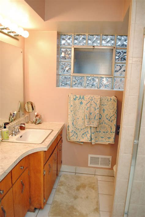 60s bathroom remodel the golly ranch bathroom remodel before during