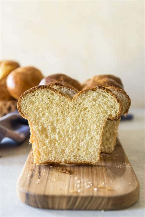 homemade brioche bread  crumby kitchen