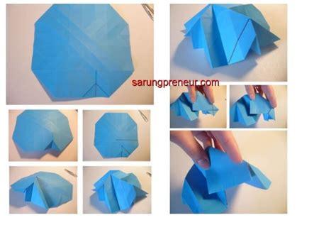 Origami Bunga Ros - cara buat bunga kertas studio design gallery