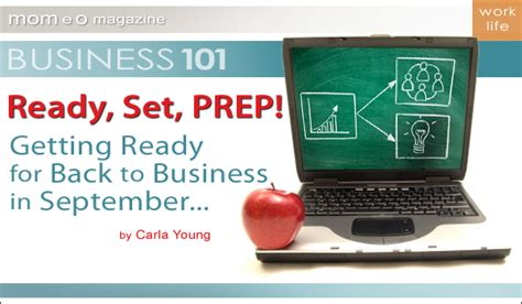 Business 101 How To Set Business 101 Ready Set Prep Getting Ready For Back To