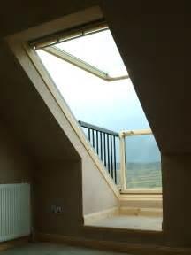 Velux Dormer Windows Velux Cabrio Balcony Roof Windows Attic Designs