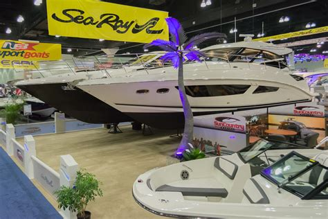 west palm beach boat show fairgrounds annual palm beach summer boat show starts today