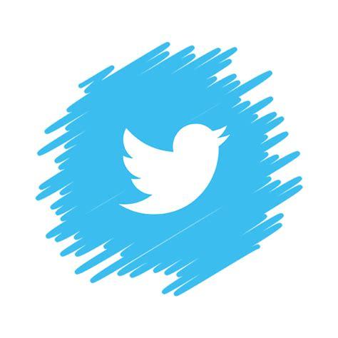 twitter social media icon social midia icone png  vetor