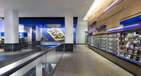 best buy nyc retail design charles sparks company