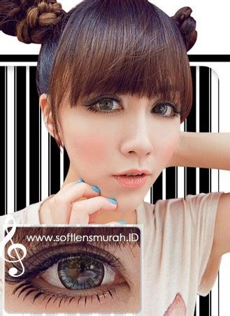 Baby Color Summer Doll Green 198mm Softlens Softlens Summer Doll Eye 19 8mm Jual Softlens Murah