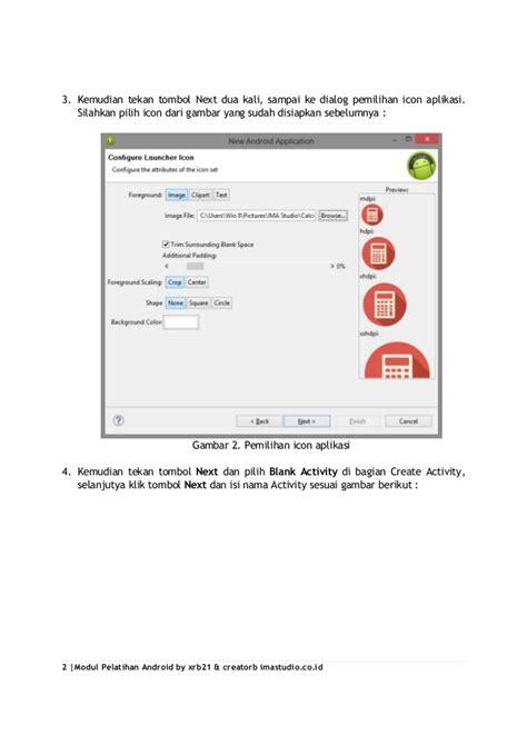 ide membuat aplikasi android tutorial lengkap cara membuat aplikasi android sederhana