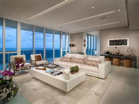 trump living room trump tower contemporary living room miami by ch