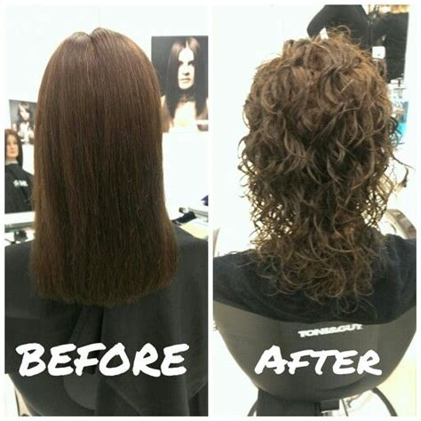 texture perms before and after first basic perm toni and guy hairdressing academy
