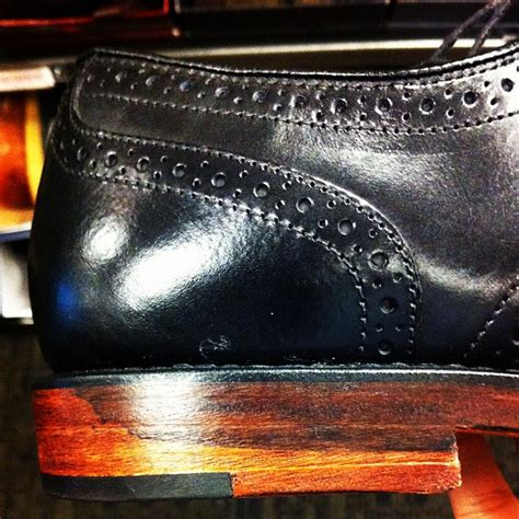 toraja brown black sole all in the details black leather shoes can be interesting
