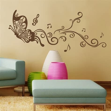 bedroom walls diy butterfly wall decor art ideas for and bedroom stencils large wall for painting wall stencil