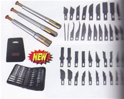 Pisau Grass Cutter 3 15d pisau ukir set 45 pcs products of perkakas