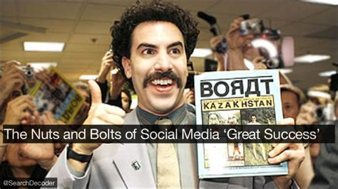 Great Success by The Nuts And Bolts Of Social Media Media Great Success