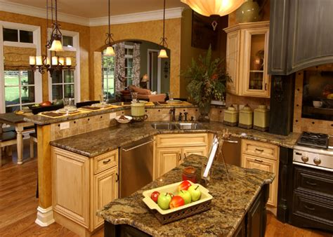 House Plans With Gorgeous Kitchen Islands The House Designers
