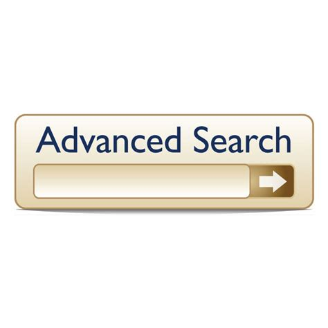Advanced Search Advanced Search