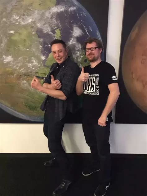 elon musk rick and morty twitter it is said that near his cubicle elon musk has two giant