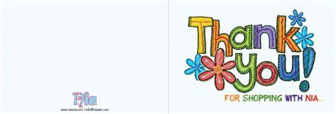 Best Thank You Card Design