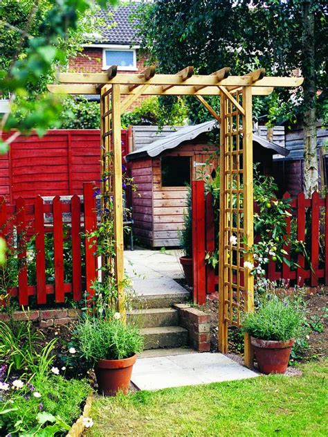 rose trellis plans how to create a rose trellis arch how tos diy