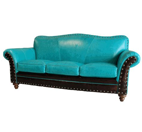 turquoise couch for sale albuquerque turquoise sofa