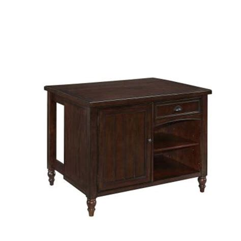 48 kitchen island monarch 48 in w wood kitchen island in cherry 5007 944